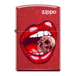 14114 zapalovac zippo 26939 red lips