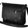Pánská taška Solier černá S12