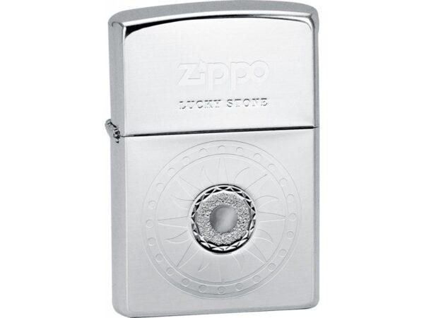 5405 2 zapalovac zippo 28169 lucky stone white
