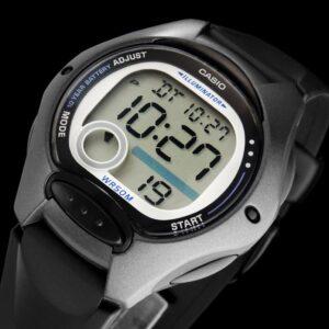 original Zegarek CASIO ANDELIA LCD Wielofunkcyjny LW 200 1BV 214372 0c20274c9e34