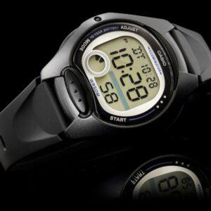 original Zegarek CASIO ANDELIA LCD Wielofunkcyjny LW 200 1BV 214374 0c20274c9e34