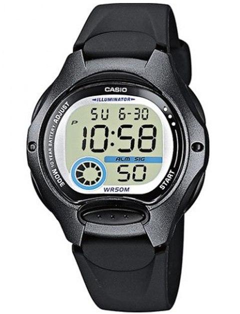 original Zegarek CASIO ANDELIA LCD Wielofunkcyjny LW 200 1BV 250833 0c20274c9e34