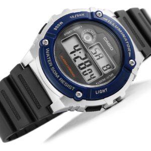 original Zegarek CASIO Wielofunkcyjny W 216 2A 228369 0c20274c9e34