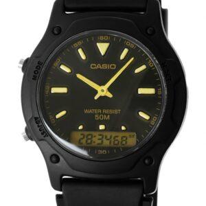 original Zegarek Casio AW 49HE 7AVDF Dual time 273464 0c20274c9e34