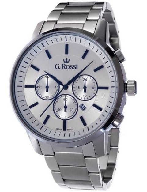 original Zegarek Meski Gino Rossi 6647B 3C1 251498 0c20274c9e34