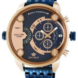 original Zegarek Meski Gino Rossi 872B 673 251239 0c20274c9e34