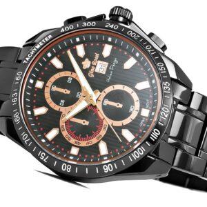 original Zegarek Meski Gino Rossi 9153B 1A1 274963 0c20274c9e34