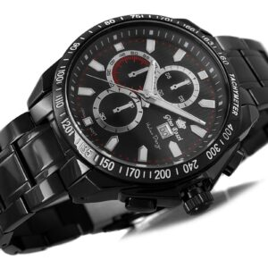 original Zegarek Meski Gino Rossi 9153B 1A2 254819 0c20274c9e34