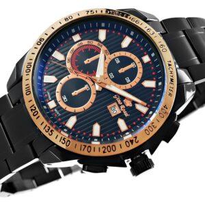 original Zegarek Meski Gino Rossi 9153B 6A1 274966 0c20274c9e34