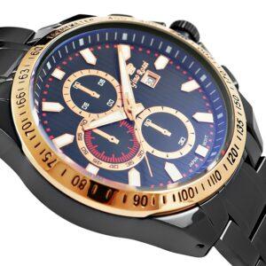 original Zegarek Meski Gino Rossi 9153B 6A1 274967 0c20274c9e34