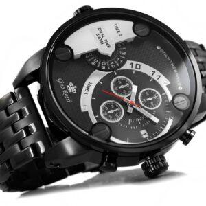 original Zegarek Meski Gino Rossi DUAL TIME 872B 1A5 238628 0c20274c9e34