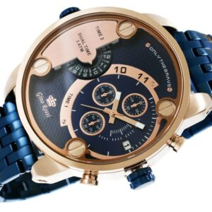 original Zegarek Meski Gino Rossi DUAL TIME 872B 673 238632 0c20274c9e34
