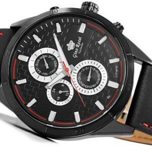 original Zegarek Meski Gino Rossi E clusive Chronograf E11444A 1A1 257723 0c20274c9e34