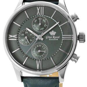 original Zegarek Meski Gino Rossi ERENOR E CLUSIVE CHRONOGRAF E11652A 6F1 265124 0c20274c9e34