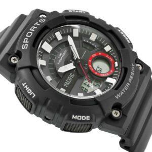 original Zegarek Meski Pacific 209AD 1 10 BAR Unise Do nurkowania 268847 0c20274c9e34