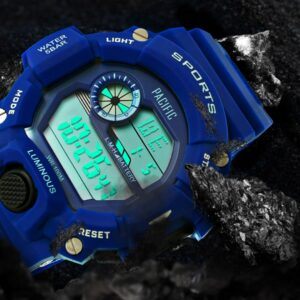 original Zegarek Meski Pacific 340G 3 10 BAR Unise Do nurkowania 268925 0c20274c9e34