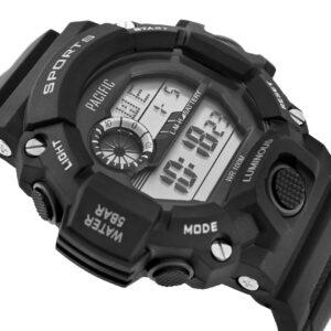 original Zegarek Meski Pacific 349AD 1 10 BAR Unise Do nurkowania 268886 0c20274c9e34
