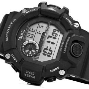 original Zegarek Meski Pacific 349AD 1 10 BAR Unise Do nurkowania 268887 0c20274c9e34