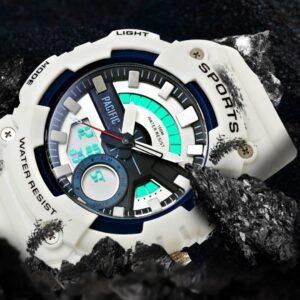 original Zegarek Meski Pacific 349AD 3 10 BAR Unise Do nurkowania 268870 0c20274c9e34