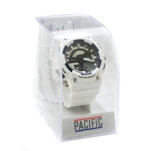 original Zegarek Meski Pacific 349AD 3 10 BAR Unise Do nurkowania 268871 0c20274c9e34