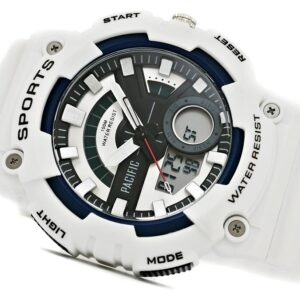 original Zegarek Meski Pacific 349AD 3 10 BAR Unise Do nurkowania 268874 0c20274c9e34