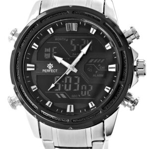 original Zegarek Meski Perfect A8027 1 Fluorescencja i iluminacja 267128 0c20274c9e34