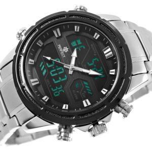 original Zegarek Meski Perfect A8027 1 Fluorescencja i iluminacja 267129 0c20274c9e34