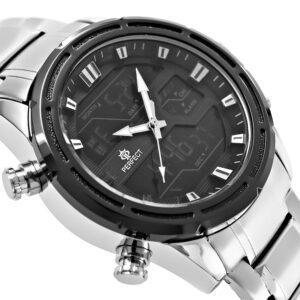 original Zegarek Meski Perfect A8027 1 Fluorescencja i iluminacja 267130 0c20274c9e34