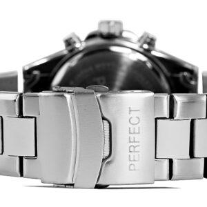 original Zegarek Meski Perfect A816 1 Dual Time Iluminacja 274607 0c20274c9e34